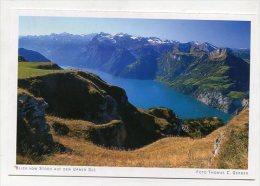SWITZERLAND - AK 192327 Blick Vom Stoss Auf Den Urner See - Suisse