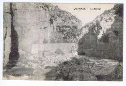 Quinson (04) -le Barrage - Sonstige Gemeinden