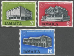 Jamaica. 1964 10th Commonwealth Parliamentary Conference, Kingston. MH Complete Set - Jamaica (1962-...)