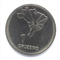 1 Cruzeiro 1972 Brésil / Brasil Commemorative / Comemorative - En Achat Immédiat / Buy It Now - Brazilië