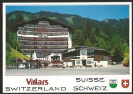 VILLARS Télécabine Roc D'Orsay Hotel ELITE Station Inférieure - VD Vaud