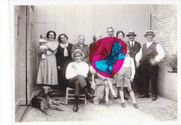 ATH - Photo (Toute La Famille Jorion + Alfred Et Rose - Ath