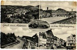 Gruss Aus Adenau - U. Vom Nürnburgring - & Racing Track, Old Cars - Unclassified