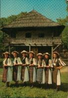 DANSATOARE DIN CAPILNA ANNI 70 - Romania