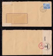 Deutsches Reich 1940 Zensur Brief 25Pf Messe Einzelfrankatur BERLIN - Allemagne