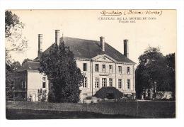 CPA (79) : BRULAIN : Chateau De La Mothe Du Bois (façade Sud) - Other Municipalities