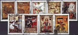 Herrscher In Europa 6 Konrad III.Germany 1984 Korea 2576/4 In Kleinbogen O 8€ Berühmte Kaiser M/s King Sheetlet Bf Corea - Corée Du Sud