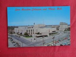 - Texas > Houston  Sam Houston Coliseum Not Mailed  Ref 1229 - Houston