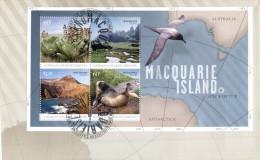(600) Australia AAT - Macquarie Island (mini Sheet) - Sin Clasificación