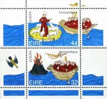 ER0030 Ireland 1994 Europa Sailing S/S(2) MNH - Neufs
