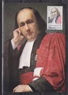 = Carte Postale Claude Bernard 1er Jour 69 Saint Julien 16 09 1978 N°1990A Médecin Et Physiologiste Français - Célébrités
