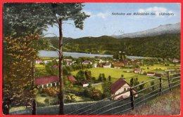 [DC6267] AUSTRIA - SEEBODEN AM MILLSTATTER SEE - KARNTEN - Viaggiata 1923 - Old Postcard - Austria