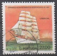 PORTUGAL  N°1537__OBL VOIR SCAN - Oblitérés