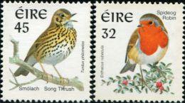 ER0045 Ireland 1997 Birds 2v MNH - Neufs