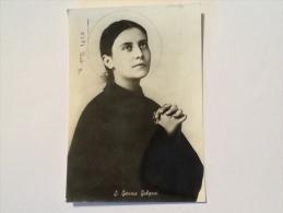 S.GEMMA GALGANI VIAGGIATA DEL 1958 -23- - Saints