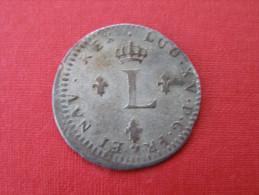 STRASBOURG BB   DOUBLE SOL DES COLONIES   SOUS  LOUIS XV - 987-1789 Könige
