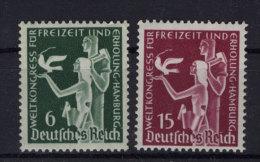 Deutsches Reich Michel No. 622 - 623 ** postfrisch