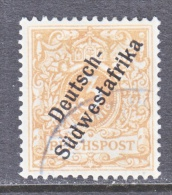 Germany South West Africa  7 B  (o) - Colony: German South West Africa
