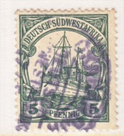Germany South West Africa  14  (o) - Colony: German South West Africa