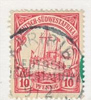 Germany South West Africa  15   (o)   KARIBIB  Type  I  Cd. - Colony: German South West Africa