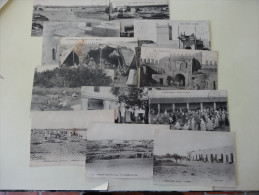 Lot De 11 CP Guercif Oujda Merada M'coun 19071 - Ohne Zuordnung