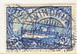 Germany South West Africa  32   (o)   Wmk.  WINDHUK  Type  V  Cd. - Colony: German South West Africa