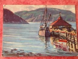 Canada  L'Anse Saint-Jean Saguenay - Alberta