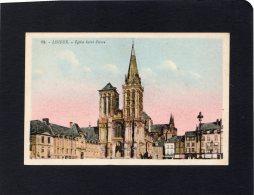 46250   Francia,  Lisieux,  Eglise  Saint-Pierre,  NV(scritta) - Lisieux