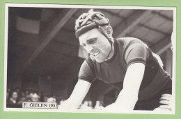 Frans GIELEN.  2 Scans. - Cyclisme