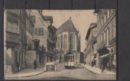 68 - Colmar - Eglise St Martin - Tramway - Colmar