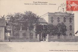 23338 Toul Pittoresque -Casernes Du 39e Régiment D´Artillerie - L´Infirmerie - Gerdolle Briquet Ed -