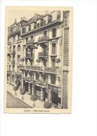 9188 - Luzern Hotel Continental Pension - LU Lucerne