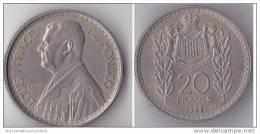 Monaco 20 Franchi 1947 - 1922-1949 Luigi II