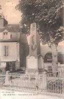 Dornes (58)  Monument Aux Morts - France
