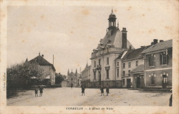 CORBELIN - L'Hôtel De Ville (animation) - Corbelin