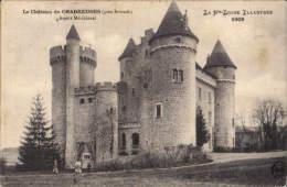 LE CHATEAU DE CHABREUGES - Other Municipalities