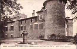 CHATEAU DE CHAVANIAC LAFAYETTE - Other Municipalities