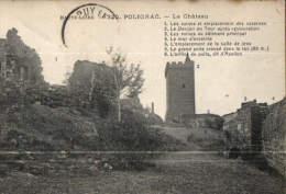 POLIGNAC Le Château - Other Municipalities
