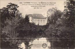 LOUDES Château De Charroul - Loudes