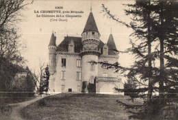 CHATEAU DE LA CHOMETTE - Other Municipalities