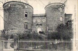 MONISTROL SUR LOIRE Ancien Château Des Evêques - Monistrol Sur Loire