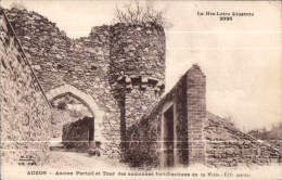 AUZON Ancien Portail De La Tour - Other Municipalities