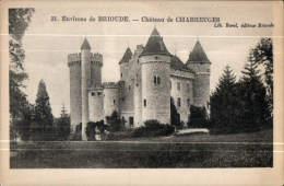 CHATEAU DE CHABREUGES - Other Municipalities