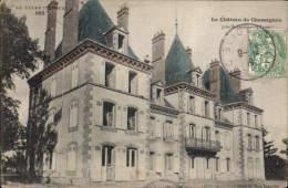 CHATEAU DE CHASSAGNON - Other Municipalities
