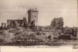 LE PUY Donjon Du Château De Polignac - Le Puy En Velay