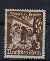 Deutsches Reich Michel No. 598 y ** postfrisch