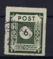 Ost Sachsen Michel No. 43 B I gestempelt used / gepr�ft BPP Kunz