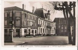 CHATILLON SUR CHALARONNE (AIN) HOTEL DE VILLE - Châtillon-sur-Chalaronne