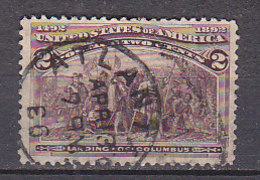 H1898 - ETATS UNIS USA Yv N°82 - Gebraucht
