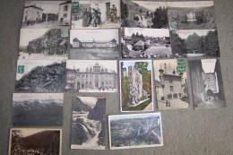 Débarras De Mes Cartes - Lot De 29 Cartes Du CANTAL (dont Aurillac - Entrée De La Caserne Delzon, La Bourrée, Neussarge - Non Classificati